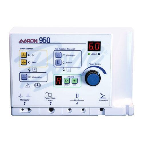 aaron bovie 950 electrosurgical unit akw medical rh akwmedical com