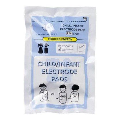 Almohadillas pediátricas - Cardiac Science AED