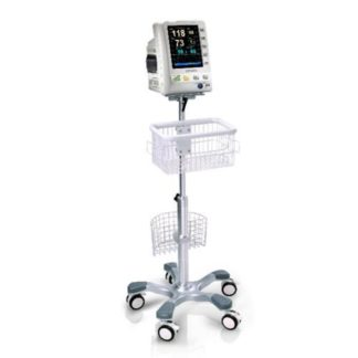 Edan Center Pole Cart