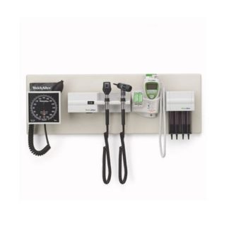 Welch Allyn 767 Integrated Diagnostic Wall Set w/o Thermometer