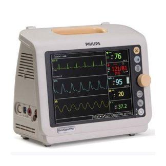 Philips VM6 Patient Monitor