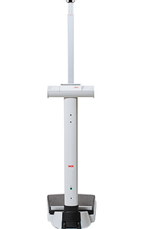 Seca 703S Wireless Column Scale with Integrated Stadiometer