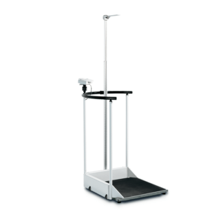 Seca 644 EMR Ready Multifunctional Handrail Scale