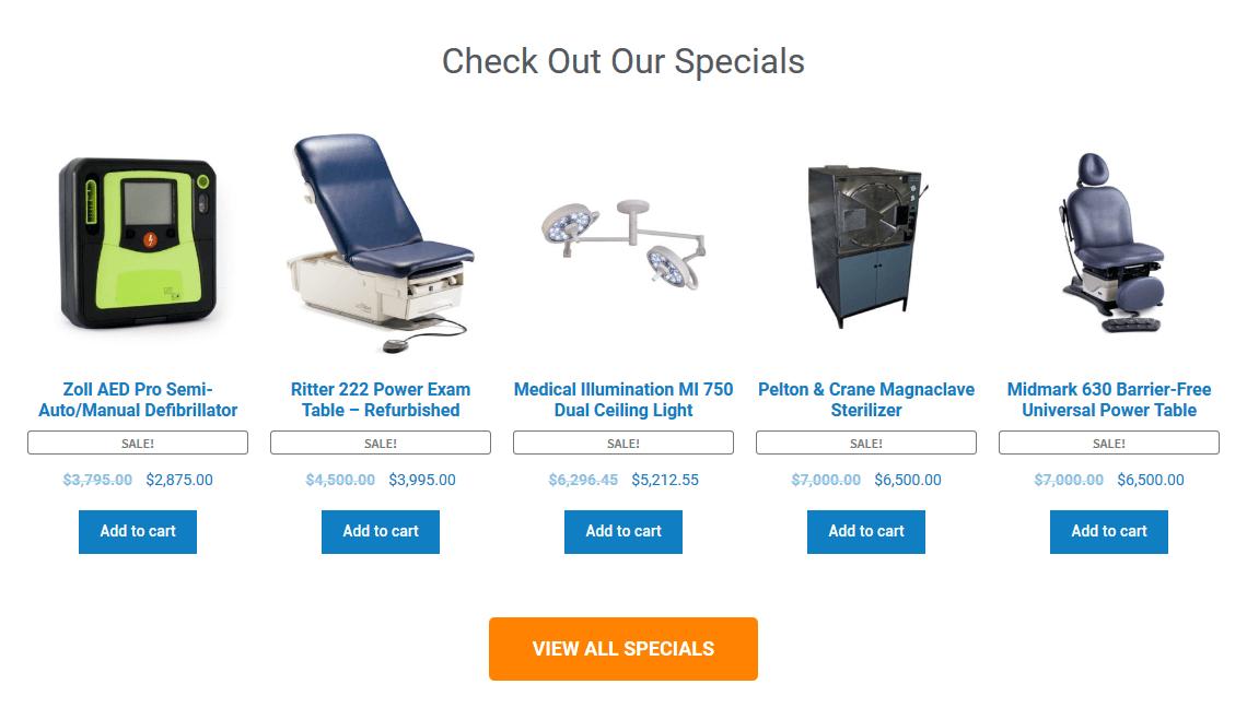 AKW Medical Specials