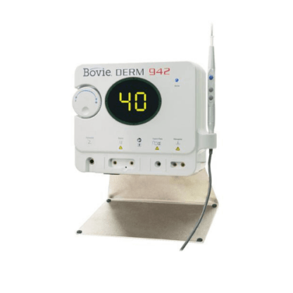 Bovie DERM 942 High Frequency Desiccator Side View