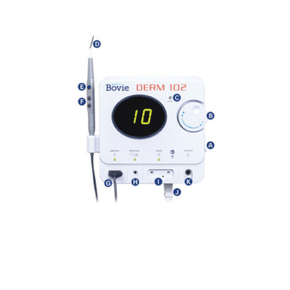 Bovie Derm 102 Bipolar High F frequency Desiccator