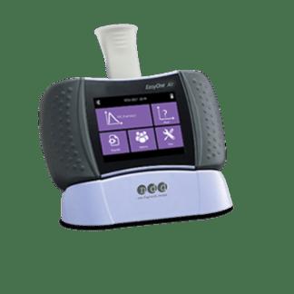 Espirómetro de aire EasyOne de ndd