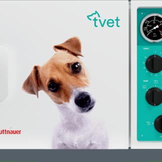 Tuttnauer Manual Veterinary Autoclave 10M