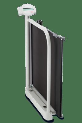 Seca 676 EMR Ready Wheelchair Scale Folded
