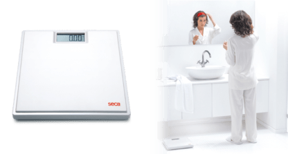 Seca 803 Digital Flat Scale for Individual Patient Use Example
