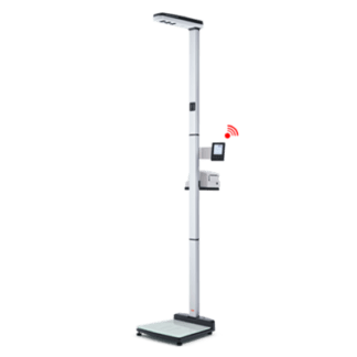 Seca 286 EMR Ready Ultrasonic Measuring Station with Voice Guidance